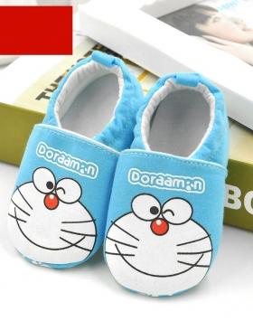 Sepatu Anak Bayi Kartun Doraemon