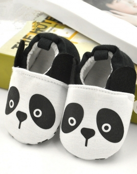 Sepatu Anak Bayi Motif Panda