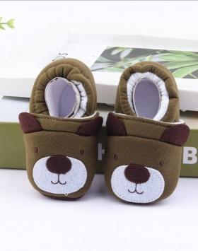 Sepatu Balita Impor Karakter Beruang Termurah