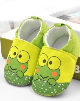 Sepatu Bayi Impor Kartun Keroppi Terlaris