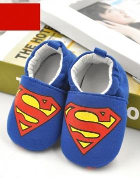 Sepatu Bayi Laki Laki Superman Terlaris