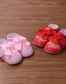 Sepatu Bayi Perempuan Lucu dan Modis
