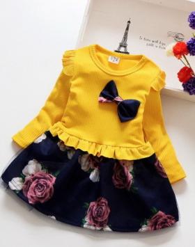 Baju Anak Perempuan Lengan Panjang