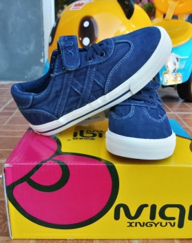 Sepatu Anak Import Bahan Jeans Model Terbaru Hari ini