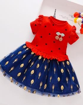 Baju Pakaian Anak Perempuan Rajutan