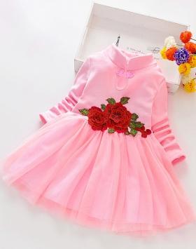 Baju Pakaian Gaun Pesta Anak Perempuan Murah