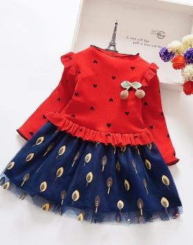 Baju Pakaian Rajut Anak Perempuan 3 Tahun