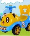 Mainan Mobil Dorong Karakter Lucu