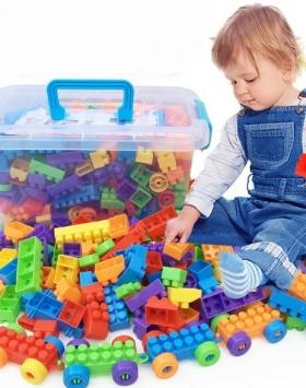 Mainan Puzzle Edukasi Anak Murah
