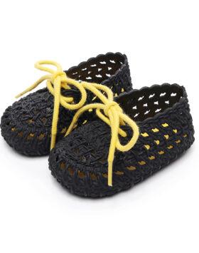 Sepatu Anak Perempuan Model Rajut