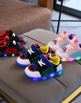 Sepatu Led Anak Anak Terbaru