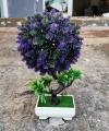 Tanaman Hias Pohon Bunga Sintetis