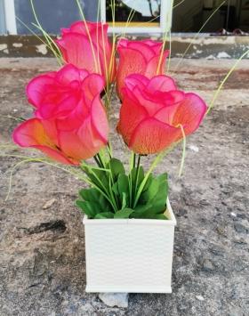 Hiasan Bunga Mawar Terindah Buat Ruangan
