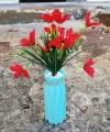 Bunga Red Rain Lily