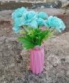 Hiasan Rumah Bunga Bouquet Foto Real Pict