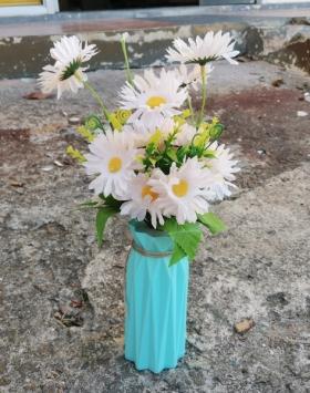 Hiasan Bunga Daisy Asli Import Foto Real Picture