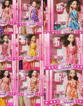 Set Boneka Barbie Impor Termurah Dan Terlaris