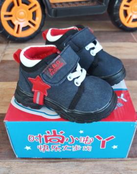 Jual Sepatu Boot Anak Bayi Unisex Impor