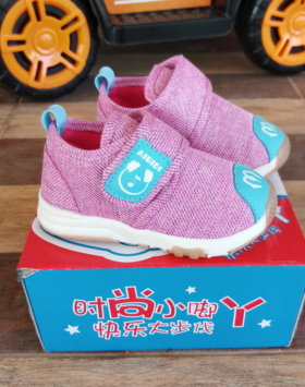 Sepatu Anak Bayi Perempuan Trendi & Lucu