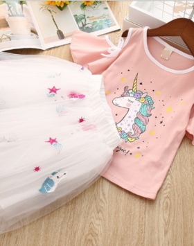 Setalan Baju Gempi Anak Artis Terbaru Impor