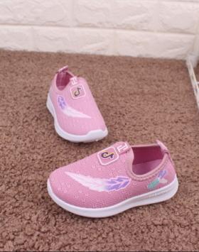 Jual Sepatu Anak Cewek Model Slip On Impor