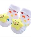 Kaos Kaki Bayi Bintang Smile Impor