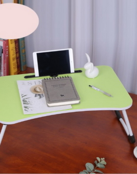 Meja Belajar Laptop Portable Terbaru Impor