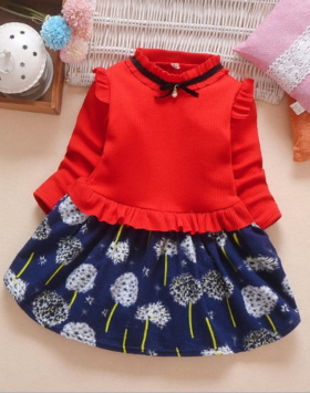 Gaun Dress Anak Princess Baju Pesta