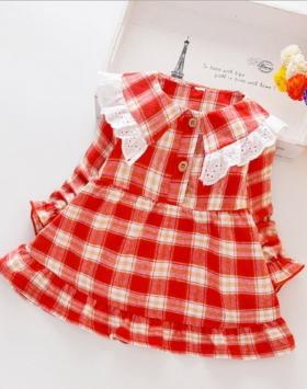 Gaun Dress Anak Cewek Fashion Impor
