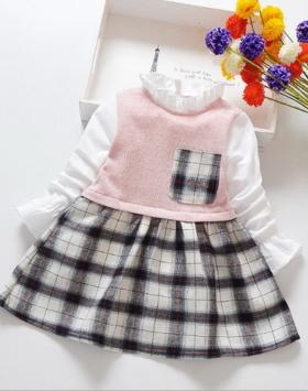 Baju Dress Anak Cewek Tahun 2020