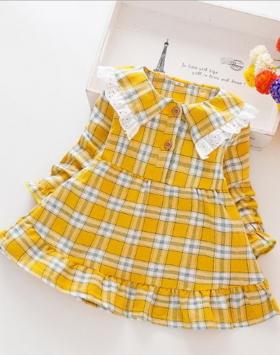 Baju Dress Mini Anak Perempuan Impor