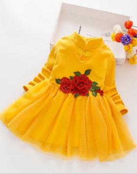 Baju Gaun Pesta Anak Perempuan Luxury