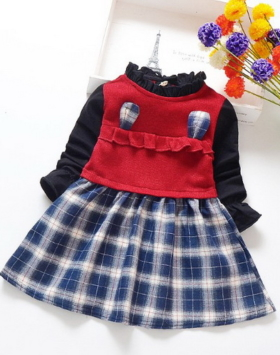 Baju Dress Anak Cewek Model Eropa