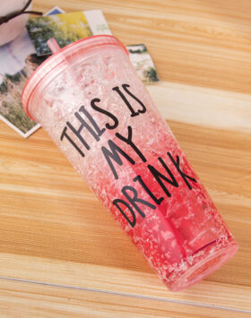 Botol Minum Musim Panas Kekinian