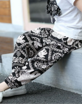 Celana Santai Model Jogger Pants
