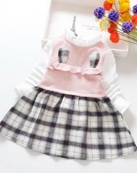 Dress Anak Impor Usia 1-4 Tahun