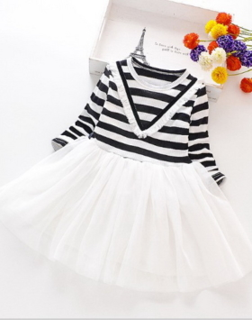Dress Pesta Anak Terkini Impor