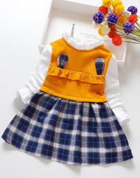 Gaun Anak Impor Usia 1-4 Tahun