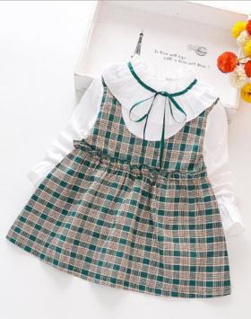 Gaun Anak Perempuan Model Rompi