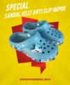 Sandal Jelly Anti Slip Impor