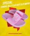 Sandal Jelly Flat Anti Slip Impor