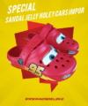 Sandal Jelly Holey Cars Impor