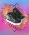 Sepatu Sneakers LED Impor Cute