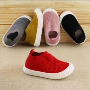 Sepatu Rajut Anak Perempuan Terbaru 2020