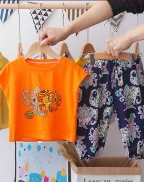 Baju Anak Perempuan Setelan Thailand 2020