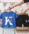 Baju Setelan Kaos Anak Impor Paling Laris 2020