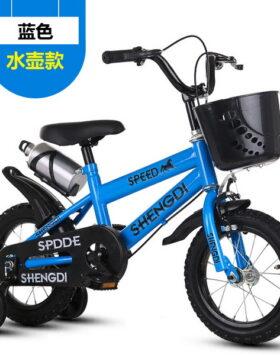 Sepeda Anak Roda 4 Ukuran 16 Inch Kuatitas Terbaik Asli Impor