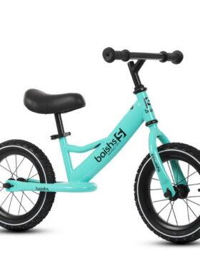 Sepeda Keseimbangan Balita Ukuran 12 Inch Warna Pastel