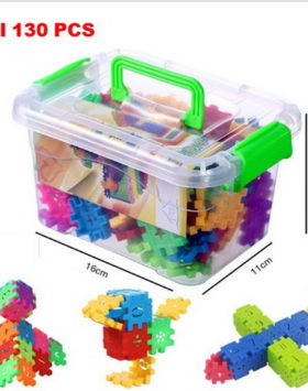 Terbaru Mainan Edukasi Blok Angka Isi 130