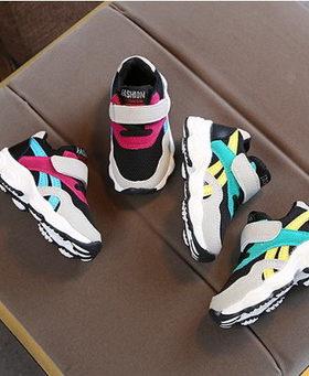 Terbaru Sepatu Sneaker Anak Sport Size 21-25